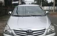 Cần bán lại xe Toyota Innova sản xuất năm 2011, màu bạc giá 550 triệu tại Tp.HCM