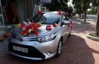 Cần bán gấp Toyota Vios năm sản xuất 2015, màu bạc giá 435 triệu tại Đắk Lắk