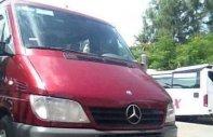 Bán xe Mercedes đời 2005, màu đỏ giá cạnh tranh giá 220 triệu tại Tp.HCM