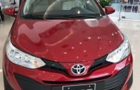 Cần bán Toyota Vios năm 2018, màu đỏ giá 531 triệu tại Tp.HCM