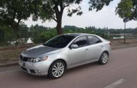 Cần bán lại xe Kia Forte đời 2009, màu bạc giá 383 triệu tại Hà Nội