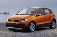 Bán Volkswagen Cross Polo xe nhập khẩu chính hãng - bảo hành 3 năm giá 725 triệu tại Tp.HCM