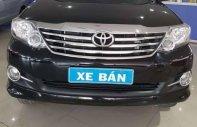 Bán Toyota Fortuner đời 2015, màu đen giá Giá thỏa thuận tại An Giang