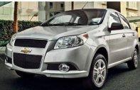 Cần bán Chevrolet Aveo đời 2015, màu bạc giá 275 triệu tại Đồng Nai