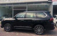 Bán Lexus LX 570 năm 2018, màu đen, nhập khẩu giá 9 tỷ 850 tr tại Hà Nội