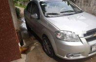 Bán xe Chevrolet Aveo năm sản xuất 2012, màu bạc   giá 240 triệu tại Quảng Bình