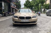 BMW 5 Series 520i sản xuất 2012, màu vàng, nhập khẩu giá 1 tỷ 180 tr tại Hà Nội