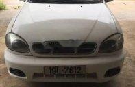 Bán Daewoo Lanos sản xuất 2001, màu trắng xe gia đình giá cạnh tranh giá 62 triệu tại Phú Thọ
