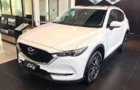 Bán Mazda CX 5 sản xuất 2018, màu trắng  giá 899 triệu tại Hà Nội