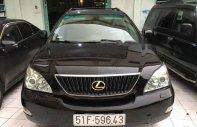 Bán Lexus RX 330 sản xuất năm 2004, màu đen, nhập khẩu, giá 595tr giá 595 triệu tại Tp.HCM