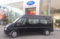 Bán xe Ford Transit Luxury 2018, màu đen, trả góp LH 0978212288 giá 830 triệu tại Hà Nội