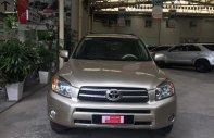 Gia đình cần bán Toyota RAV4 Limited 2008, màu vàng, nhập khẩu nguyên chiếc giá 570 triệu tại Tp.HCM