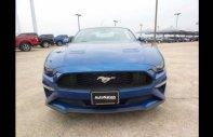 Bán Ford Mustang 2.3 Ecoboost năm 2018, màu xanh lam, nhập Mỹ giá cực tốt giá 2 tỷ 700 tr tại Hà Nội