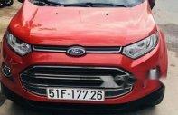 Chính chủ bán lại xe Ford EcoSport sản xuất năm 2015, màu cam giá 495 triệu tại Tp.HCM
