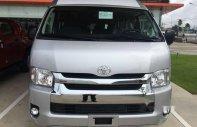 Cần bán xe Toyota Hiace sản xuất 2018, màu bạc, nhập khẩu Thái Lan, giá tốt giá 999 triệu tại Tp.HCM