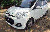 Cần bán lại xe Hyundai Grand i10 2015, màu trắng   giá 325 triệu tại Hà Nội