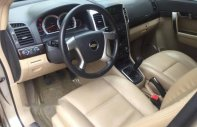 Bán Chevrolet Captiva sản xuất 2009, màu vàng cát giá 307 triệu tại Tp.HCM