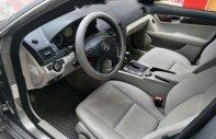 Cần bán Mercedes C200 năm sản xuất 2008, màu xám giá 490 triệu tại Tp.HCM