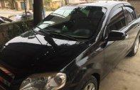 Bán Chevrolet Aveo sản xuất năm 2012, màu đen   giá 222 triệu tại Thanh Hóa