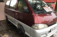 Cần bán gấp Daihatsu Citivan 2000, màu đỏ giá 55 triệu tại Bắc Kạn