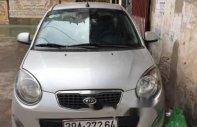 Gia đình bán xe Kia Morning đời 2011, màu bạc giá 195 triệu tại Hà Nội