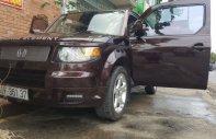 Bán Honda Element 2.4l AT đời 2007, màu nâu, xe nhập giá 590 triệu tại Tp.HCM