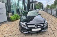 Bán xe Mercedes C200, màu đen 2018 chính hãng. Trả trước 450 triệu rinh xe về giá 1 tỷ 450 tr tại Tp.HCM