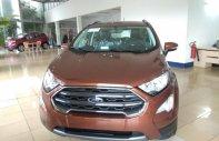 Bán ô tô Ford EcoSport 1.5AT Titanium năm 2018, màu cam, giá tốt giá 648 triệu tại BR-Vũng Tàu