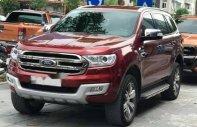 Bán Ford Everest Titanium 2.2AT Diesel 2016, lăn bánh 2 vạn 2 màu đỏ đô, cực đẹp giá 1 tỷ 280 tr tại Hà Nội