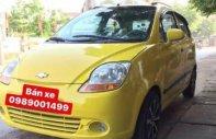 Bán ô tô Chevrolet Spark đời 2009, màu vàng như mới giá cạnh tranh giá 115 triệu tại Hà Nội