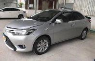 Bán Toyota Vios E đời 2017, màu bạc số sàn giá 498 triệu tại Tp.HCM