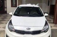 Cần bán xe Kia Rio số sàn, màu trắng, đời 2016, đăng kí 2017 giá 420 triệu tại Tp.HCM
