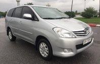 Cần bán gấp Toyota Innova 2.0 G đời 2012, màu bạc chính chủ  giá 423 triệu tại Hà Nội