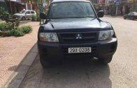 Cần bán Mitsubishi Pajero năm 2004, màu đen số sàn giá 258 triệu tại Hà Nội