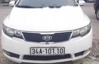 Cần bán Kia Forte 2012, màu trắng số sàn giá 370 triệu tại Hà Nội