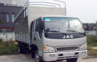 Xe tải JAC 6T4 đời 2017 euro2, xe tải nhẹ JAC thùng dài 6m2 giá 456 triệu tại Tp.HCM
