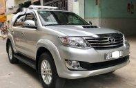 Cần bán lại xe Toyota Fortuner G sản xuất năm 2013, màu bạc   giá 810 triệu tại Tp.HCM
