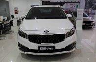 Bán ô tô Kia Sedona Gath 2018, màu trắng giá 1 tỷ 409 tr tại Tây Ninh