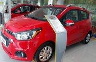 Bán ô tô Chevrolet Spark năm 2018, màu đỏ, số sàn giá 359 triệu tại Tp.HCM