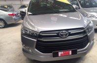 Bán Toyota Innova E số sàn, sản xuất năm 2017, màu bạc giá 740 triệu tại Tp.HCM