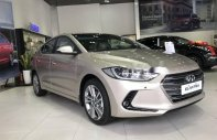 Bán Hyundai Elantra đời 2018, màu vàng. Giao ngay giá 666 triệu tại Tp.HCM