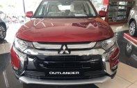 Cần bán xe Mitsubishi Outlander 2018, màu đỏ, nhập khẩu giá Giá thỏa thuận tại Tp.HCM