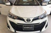 Bán Toyota Yaris đời 2018, màu trắng, xe nhập giá 650 triệu tại Tp.HCM