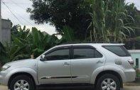 Bán Toyota Fortuner đời 2011, màu bạc giá 650 triệu tại Đà Nẵng