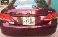 Bán ô tô Toyota Camry 2.4G đời 2007, màu đỏ số tự động giá 449 triệu tại Tp.HCM
