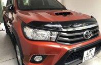 Cần bán Toyota Hilux đời 2016, màu đỏ xe gia đình, giá 605tr giá 605 triệu tại Đà Nẵng