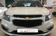 Bán xe Chevrolet Cruze LT 1.6 MT đời 2016, màu trắng chính chủ giá 465 triệu tại Hà Nội