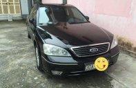 Cần bán Ford Mondeo 2.5AT năm 2005, màu đen số tự động giá 240 triệu tại Hà Nội