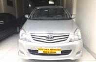 Bán ô tô Toyota Innova G 2011, màu bạc, giá 485 triệu giá 485 triệu tại Hà Nội