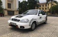 Bán ô tô Daewoo Lanos đời 2002, màu trắng giá 69 triệu tại Hà Nội